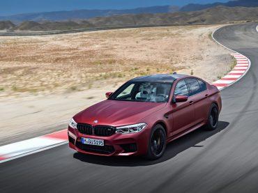 Nuevo BMW M5 con xDrive