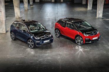 Nuevo BMW i3 y nuevo BMW i3s