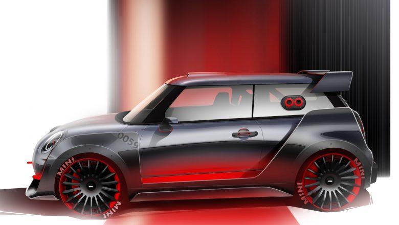 Proceso de diseño del MINI John Cooper Works GP Concept
