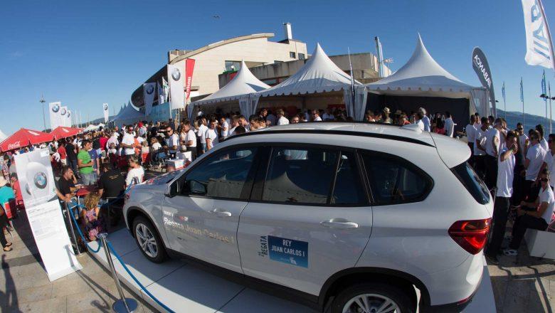 BMW y su apoyo por la vela