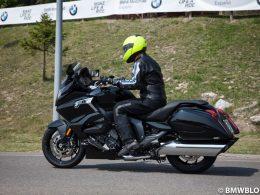 BMW presenta la nueva K1600B 2018 en los BMW MOTORRAD DAYS de Formigal
