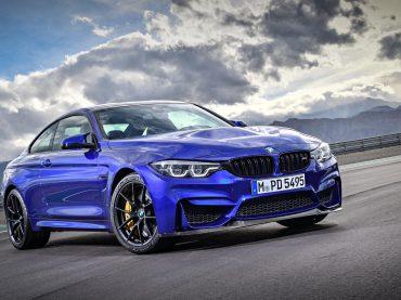 Prueba del BMW M4 CS