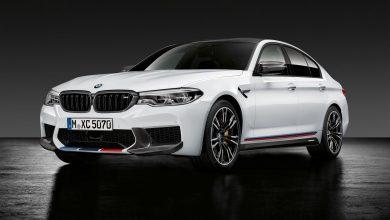 Accesorios M Performance para el nuevo BMW M5