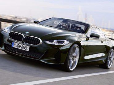 El BMW M8 Coupé que está por llegar