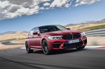 Nuevo BMW M5 y sus precios para España
