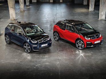 Nuevos BMW i3 y BMW i3s