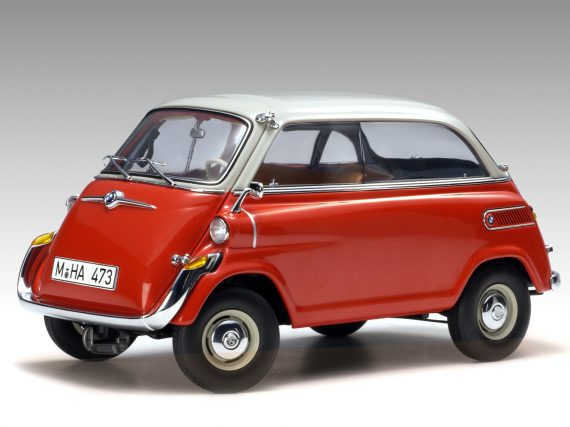 El BMW Isetta renace en China