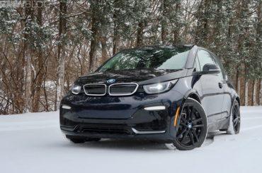 Probando el nuevo BMW i3s 2018