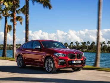 BMW X4: Primeros vídeos
