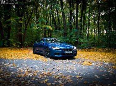 Probando el BMW 640d xDrive Gran Coupé