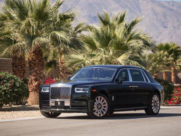 Nuevo Rolls Royce Phantom