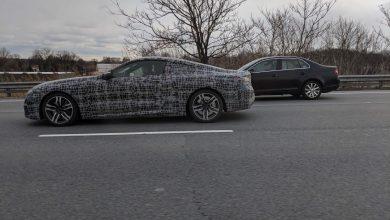 El prototipo del BMW Serie 8 Coupé