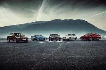 Éxito de ventas con BMW X