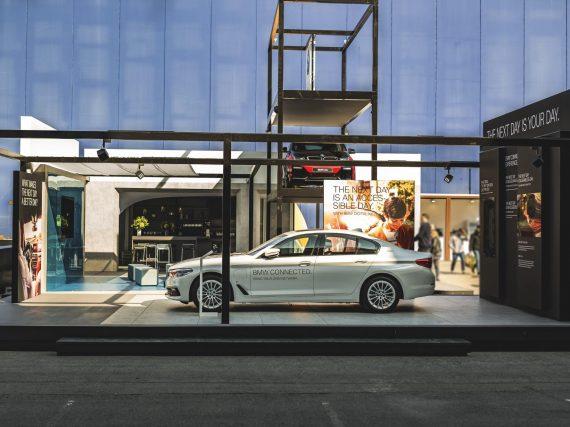 BMW en el Mobile World Congress 2018