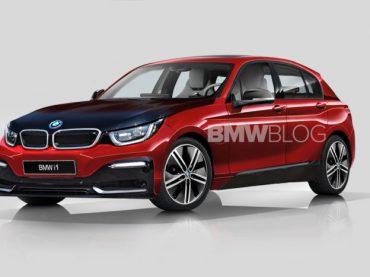 El BMW i1 eléctrico del futuro