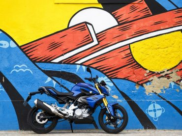 Programa Rookie, de BMW Motorrad
