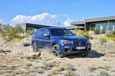 Probando el BMW X3 M40i