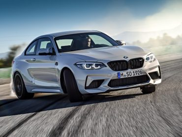 Nuevo BMW M2 Competition
