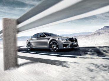 Descubre el BMW M5 Competition