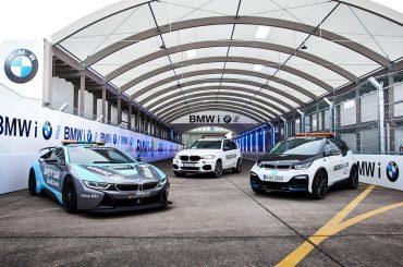 BMW i en la Formula E