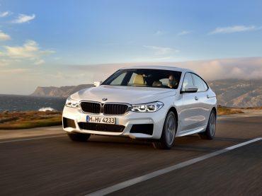 Nuevo BMW 620d y sus precios para España