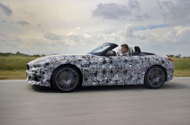 Probando el BMW Z4 en el sur de Francia
