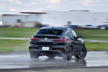 El BMW X4 M40i no es para todos