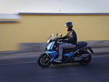 Nueva BMW C 400 X y sus precios para España