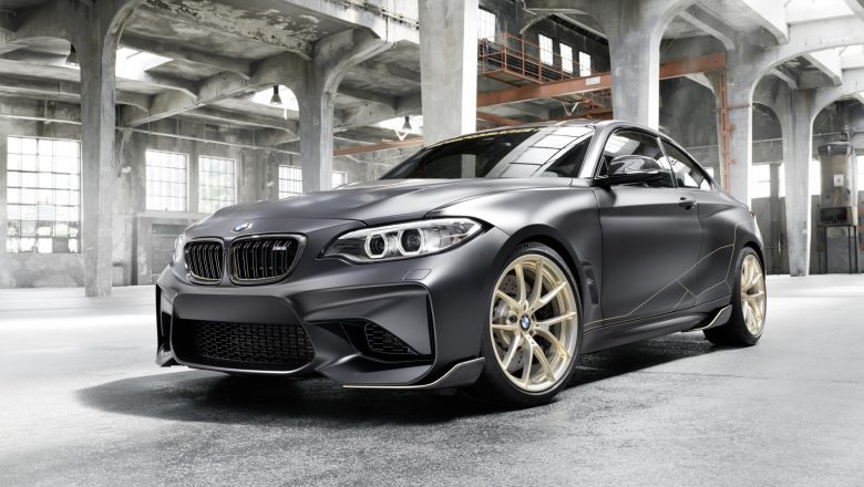 Presentación de BMW M Performance Parts Concept