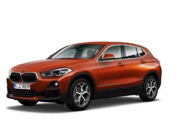 El acabado Impulse para el BMW X2