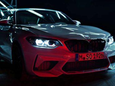 Batiendo récords con el BMW M2 Competition