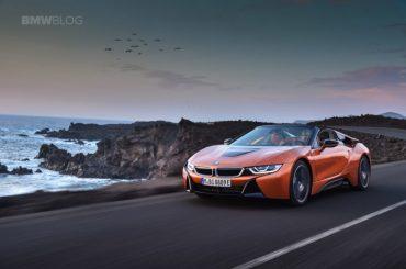 El BMW i8 entre los 5 mejores híbridos