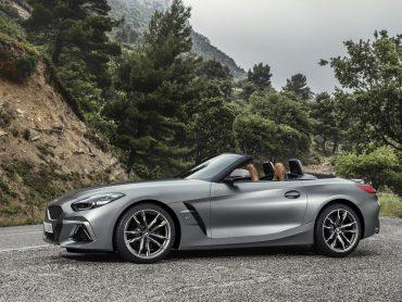 Nuevo BMW Z4 con cambio manual
