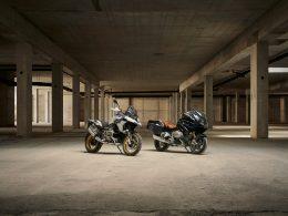 Nuevas R 1250 GS y R 1250 RT