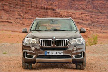 La cuarta generación del BMW X5