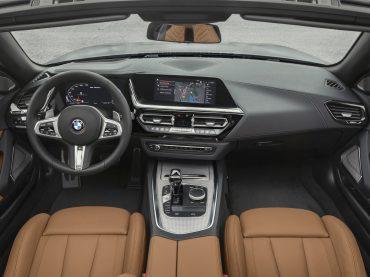 El interior del nuevo Serie 8 Cabrio