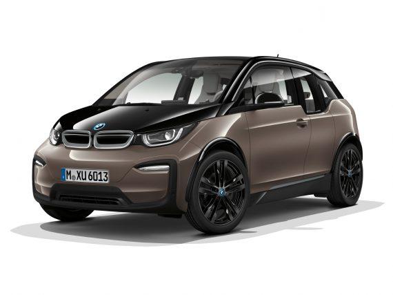 La tecnología del BMW i3 y del BMW i3s