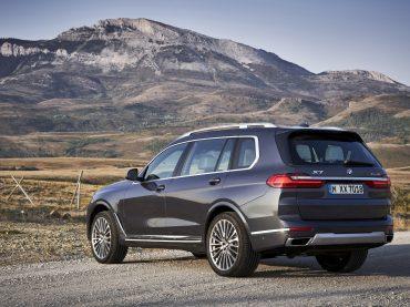 Ya está aquí el BMW X7