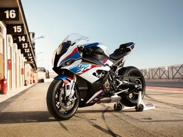 Piezas M Performance para la nueva S 1000 RR