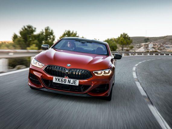Más sobre el BMW M850i Coupé