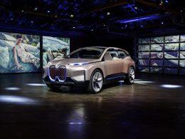 BMW Vision iNEXT en Los Ángeles