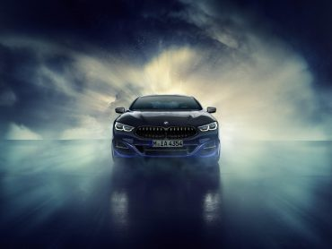 BMW Individual M850i en Night Sky