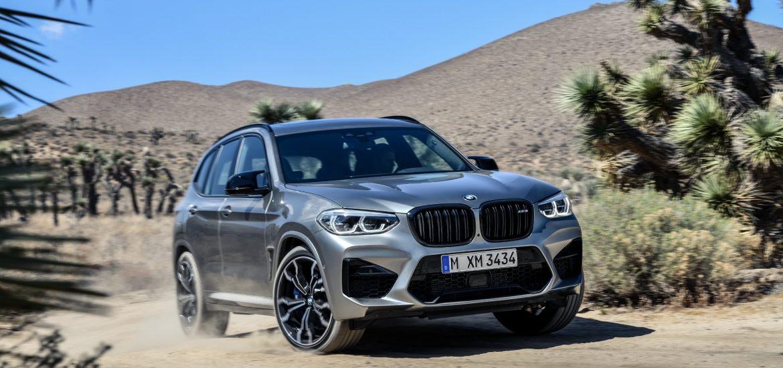 El nuevo BMW X3 M