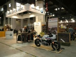 BMW Motorrad en MOTOMADRID 2019
