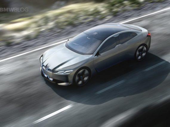 Así podría ser el BMW i4