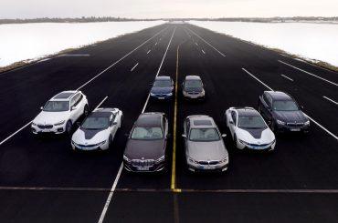 Evolucionan los híbridos y eléctricos de BMW
