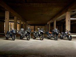 La BMW S 1000 RR, R 1250 RS y R 1250 R y sus precios para España