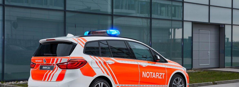 BMW en la RETTmobil 2019
