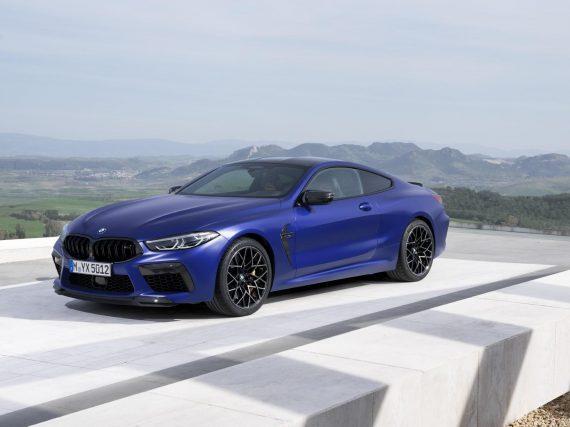Nuevo BMW M8 Competition Coupé