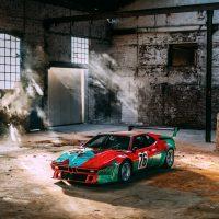 40 años del BMW M1 Art Car